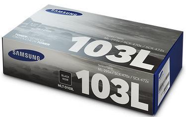 Samsung MLT-D103L / XIP Toner Cartridge, Black