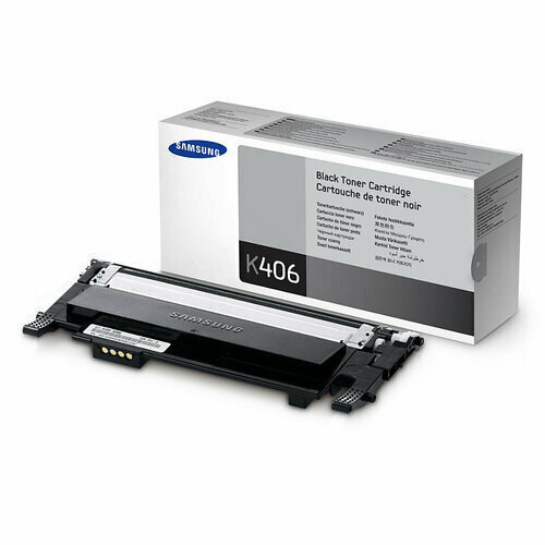 Samsung CLT-K406S / XIP Toner Cartridge, Black