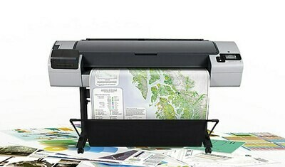 HP DesignJet T795 Printer