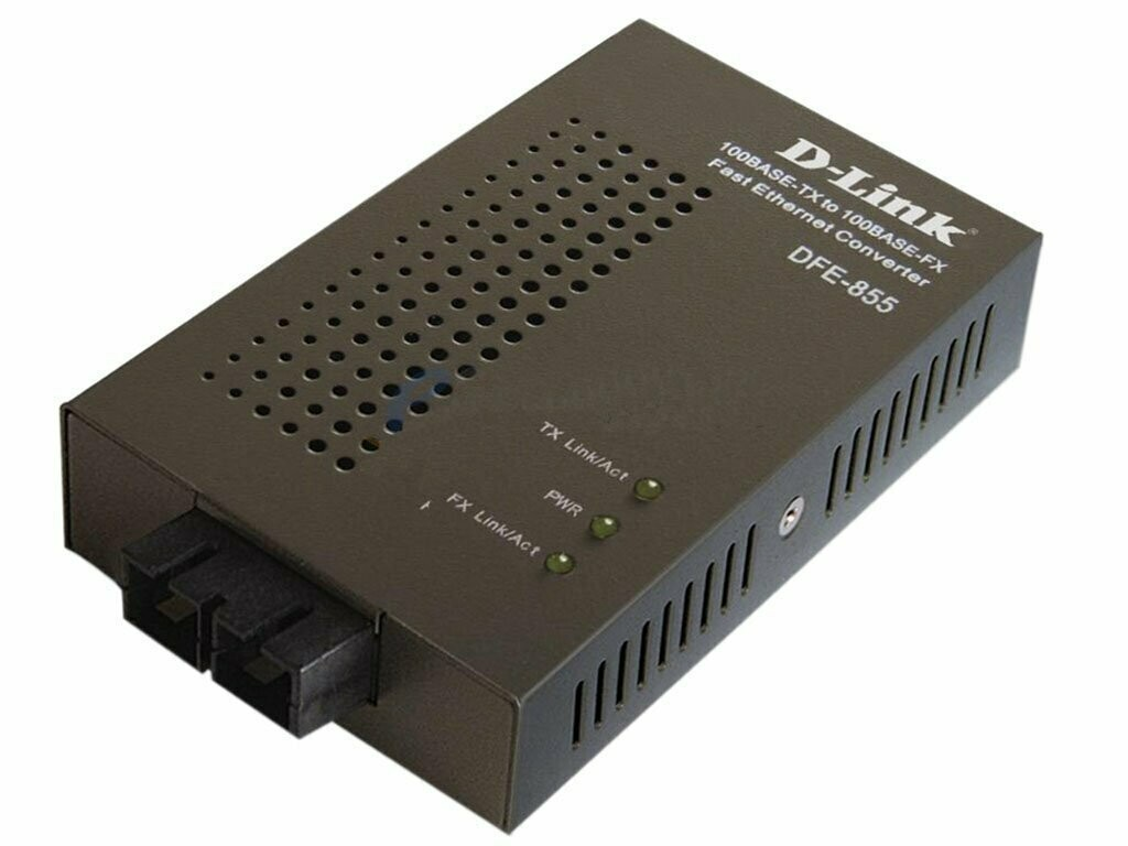 D-Link DFE-855 MI Media Converters