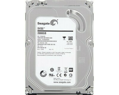 Seagate 2TB Internal Desktop Hard Drive