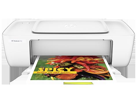 HP 1112 Color Single Function ink Printer