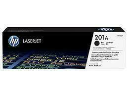 HP CF400A 201A Toner Cartridge, Black