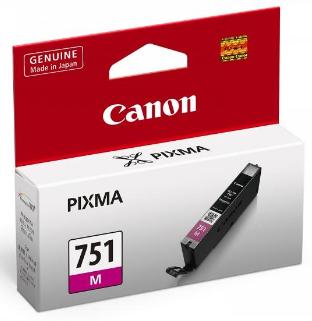 Canon 751 Ink Cartridge, Magenta