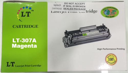 LT CE743A 307A Magenta Toner Cartridge
