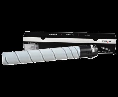 Lexmark 64G0H00 High Yield Toner Cartridge