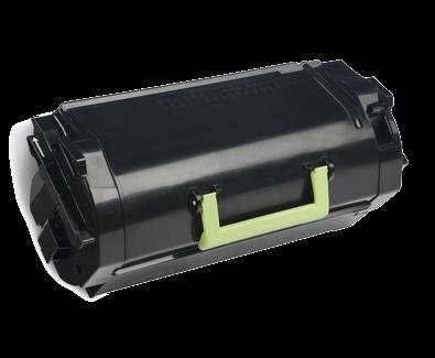 Lexmark 62D3000 Black Return Program Toner Cartridge