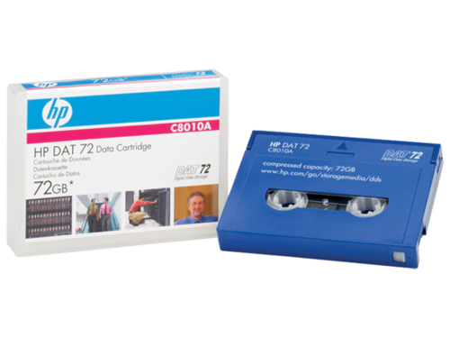HP Dat 72 C8010A Data Cartridge, DDS-5