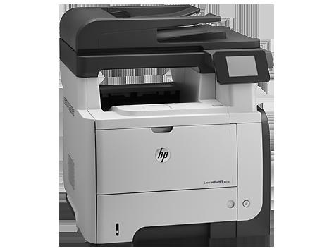 HP LaserJet Pro MFP M521dw Printer