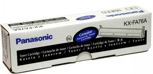 Panasonic KX-FA76A Toner Cartridge
