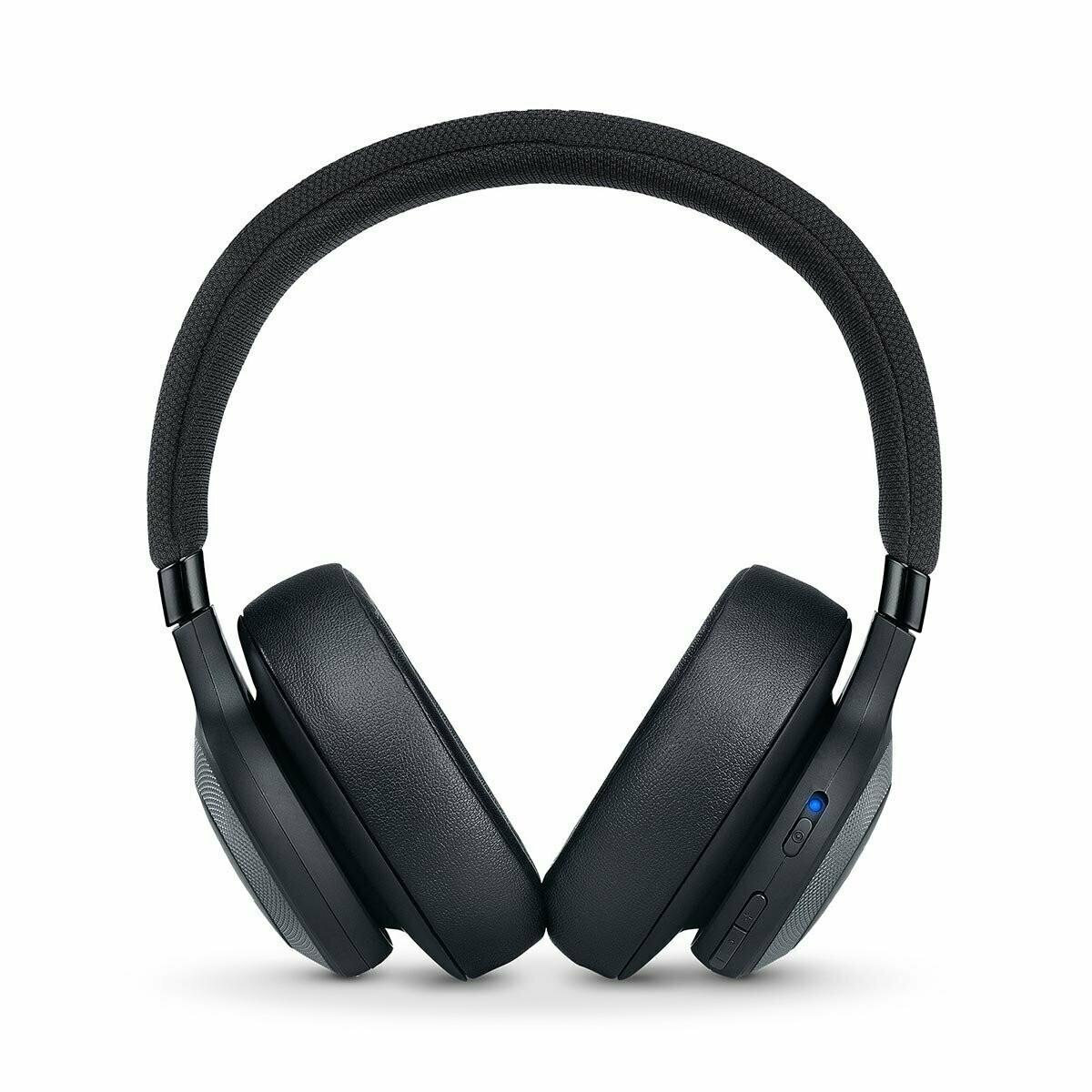 JBL E65BTNC Wireless Active Noise Cancelling Headphones, Black