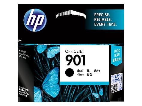 HP 901 Ink Cartridge, Black