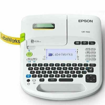 Epson LabelWorks LW-700 PC-Connectable Label Printer