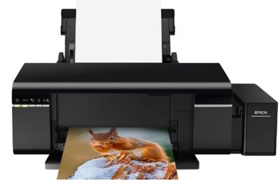 Epson L805 Color Ink Tank Printer, Print, Wifi, Photo