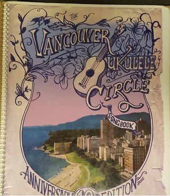 Vancouver Ukulele Circle Songbook