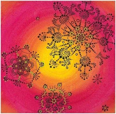 Fleur cosmique , Mémoire de Rose