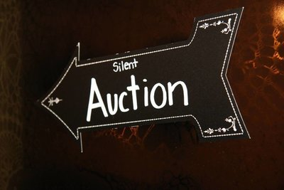 Sponsor an Event Highlight (Silent Auction, Hat Contest, 50-50 Raffle & More)