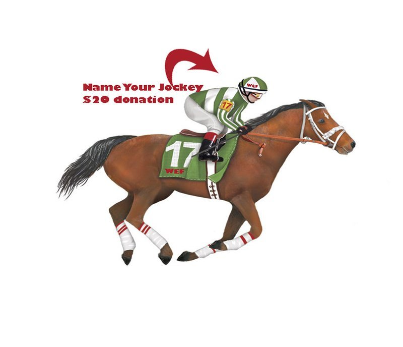 Name Your Horse Jockey