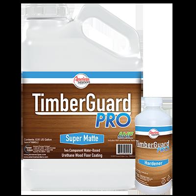 TIMBERGUARD PRO 2K W/ HARDENER