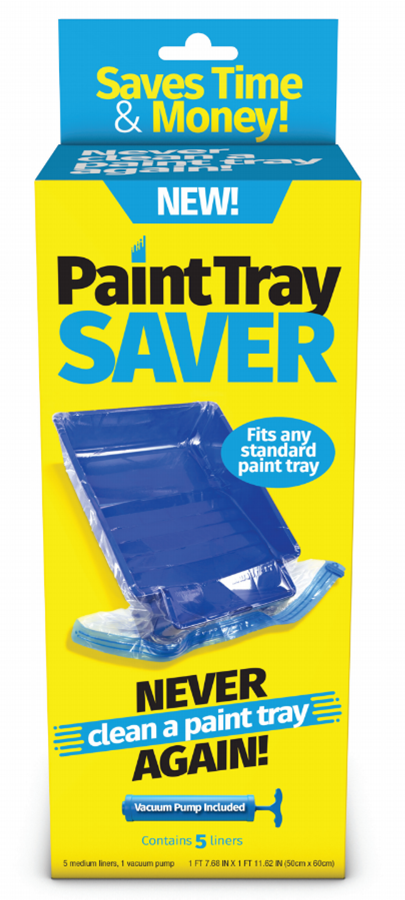 Paint Tray Saver™