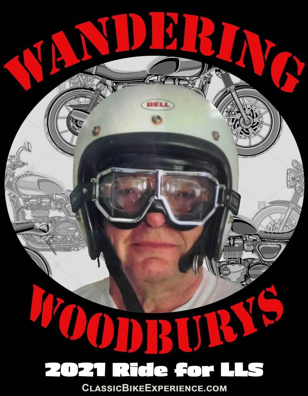 Wandering Woodburys 2021 Commemorative T-shirt