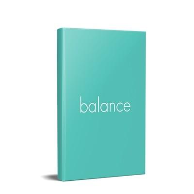 Colors of My Life: Balance