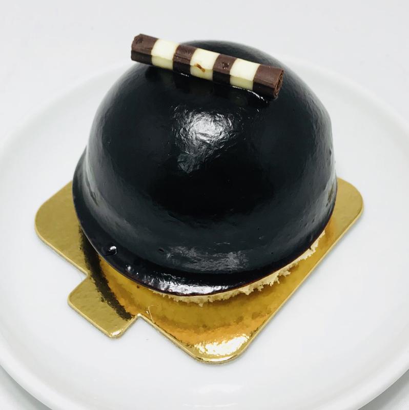 Пирожное «Шоколадная бомба»