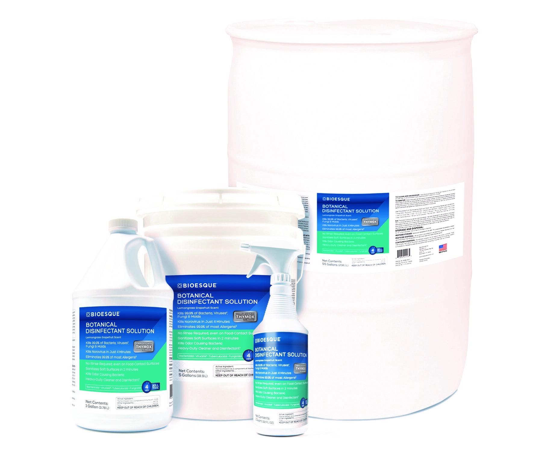 Bioesque Botanical Disinfectant Solution Quart