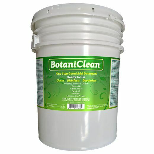 BotaniClean Disinfectant, 5 gal pail 224003000