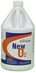 New O2 (GL) by Newline   Peroxide Additive and Organic Stain Remover NL407