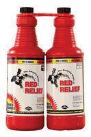 Red Relief, 2 Quart Set C3011