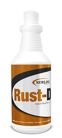 Rust-D (QT) by Newline   Carpet Rust Stain Remover NL406