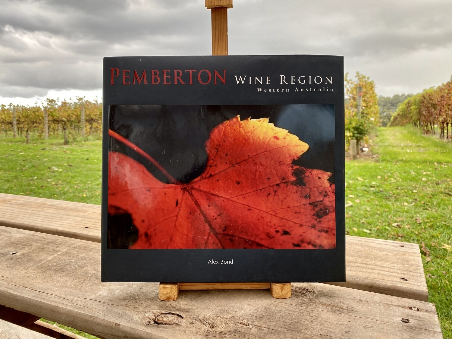 Pemberton Wine Region by Alex Bond