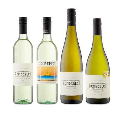 White Wine Lovers Mixed Case