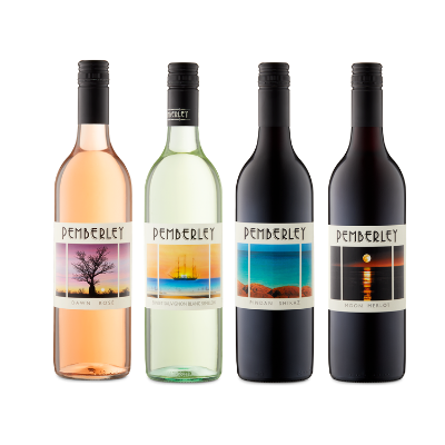 Mixed Case of Pemberley Estate Wines