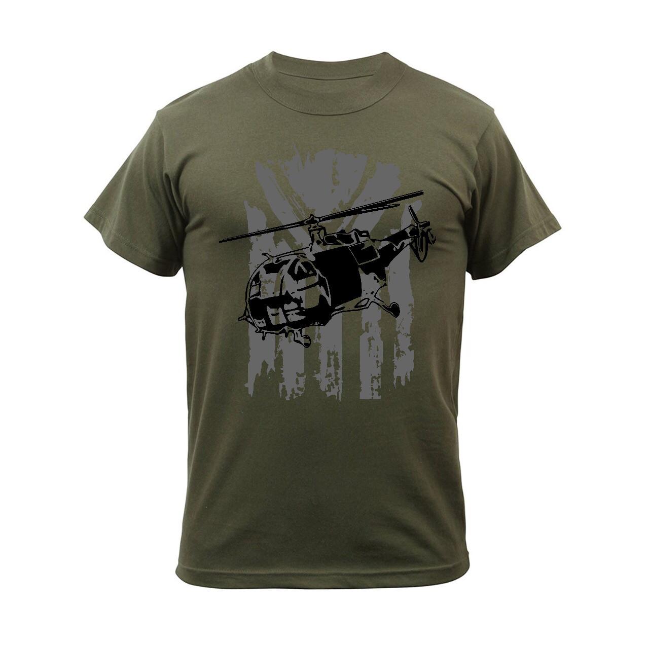 Alouette III Men's T-Shirt