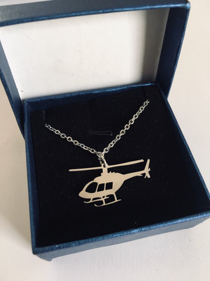 Bell 206 Necklace