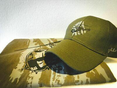 Alouette III Cap & T-shirt combo