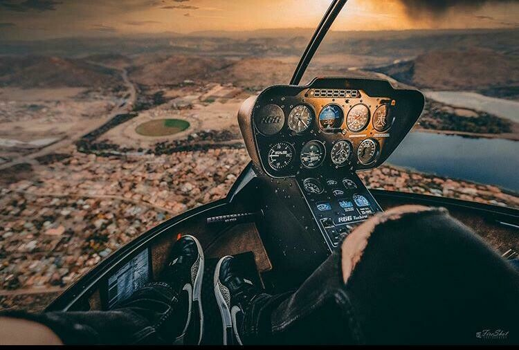 Helivate Scenic Flights