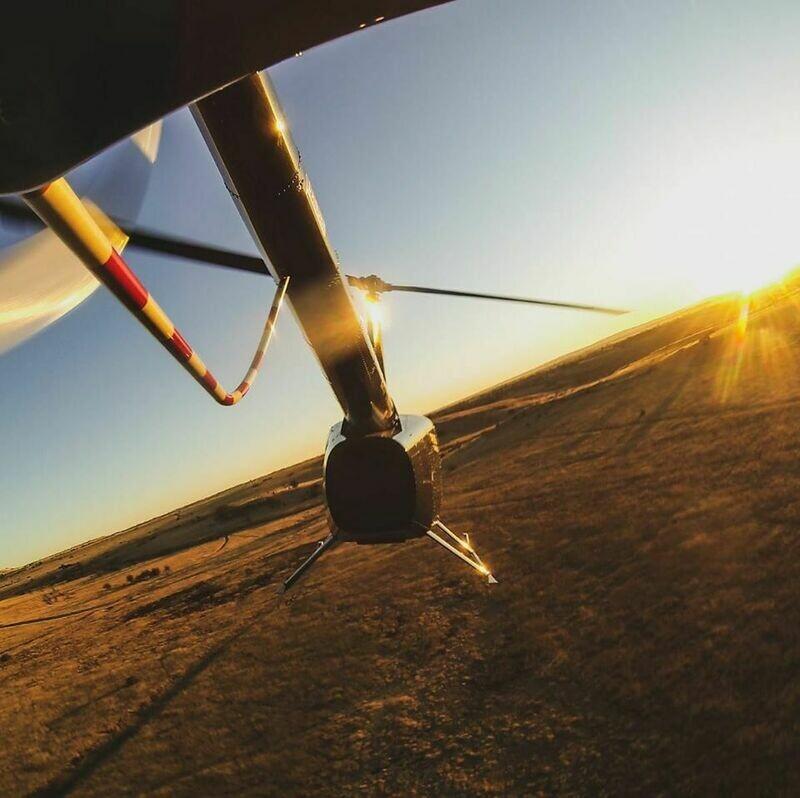The Cradle 20 Minute Scenic Flight