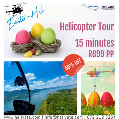 Easter-Heli Tour 15 Minute