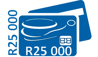 R25 000 Helivate Top-Up