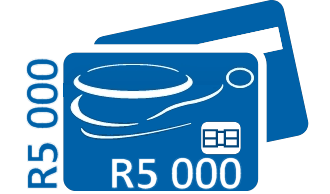 R5 000 Helivate Top-Up