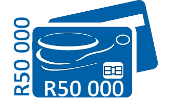 R50 000 Helivate Top-Up