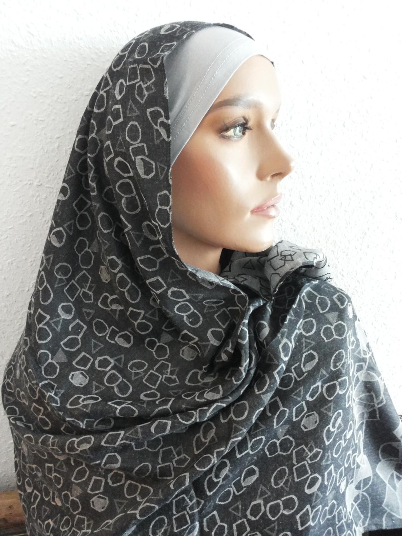 Pashmina Grey