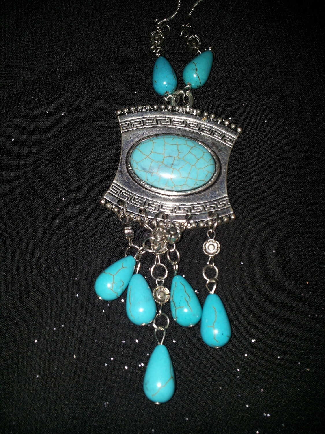 Collier Turquoise Morocco