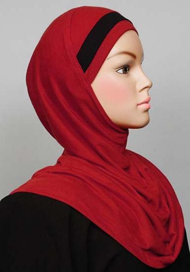 Amira Red Black