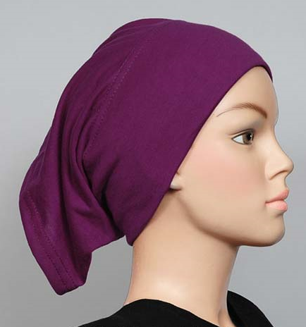 Bonnet Violett / Prune / Purple