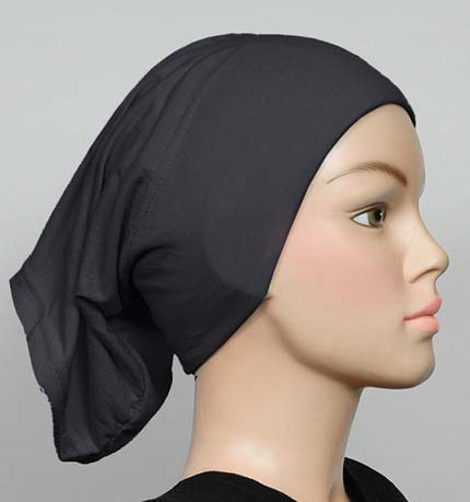 Bonnet Dark Grey 9
