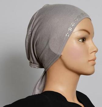 Strass Grey Cotton